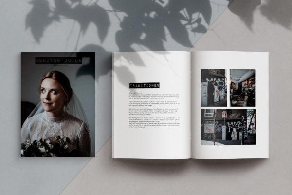 Wedding Guide Template Vorlage Hochzeitsfotograf
