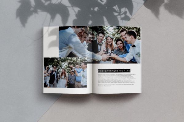 Wedding Guide Template In Design Fotografen