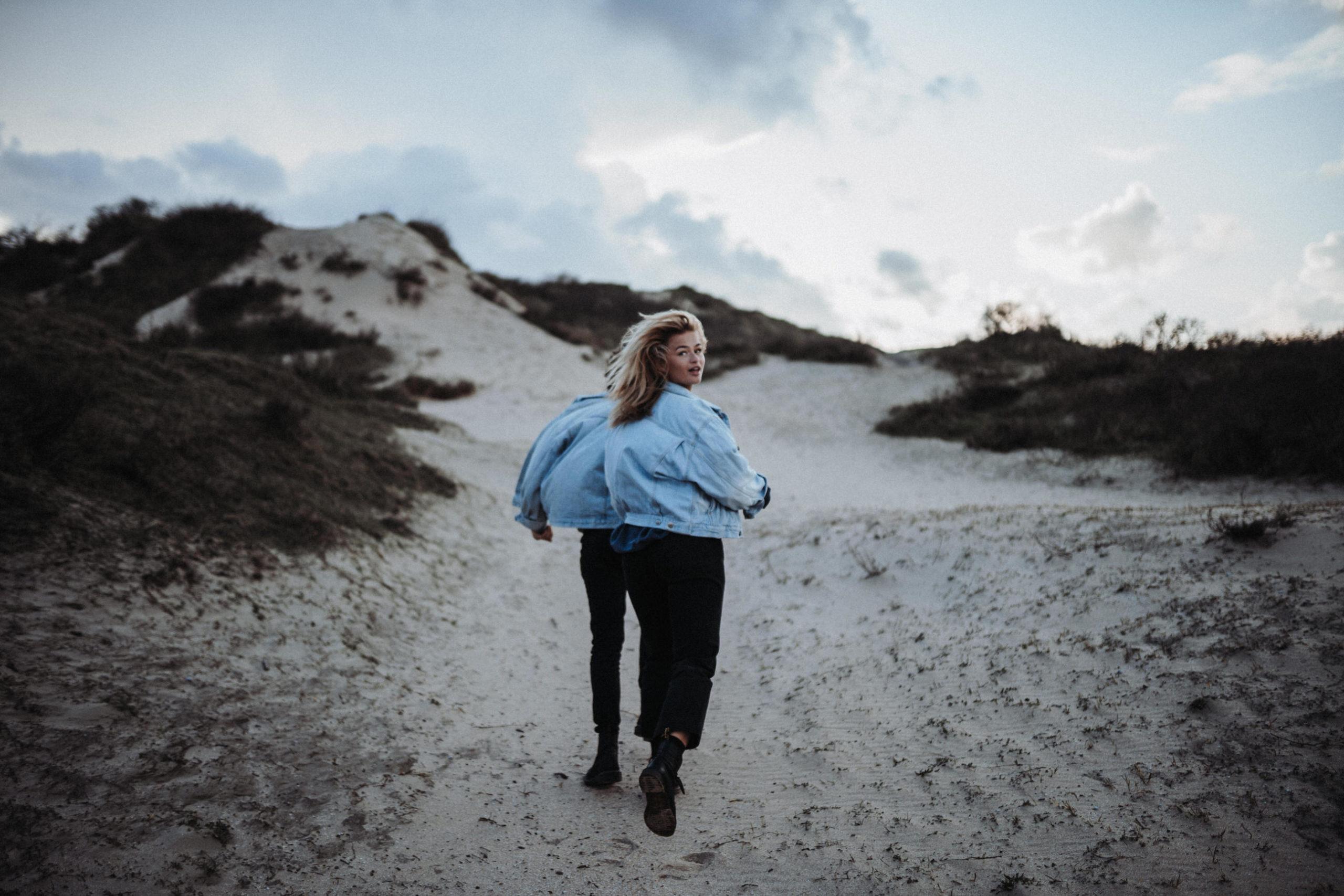 Verlobungsshooting Zandvoort