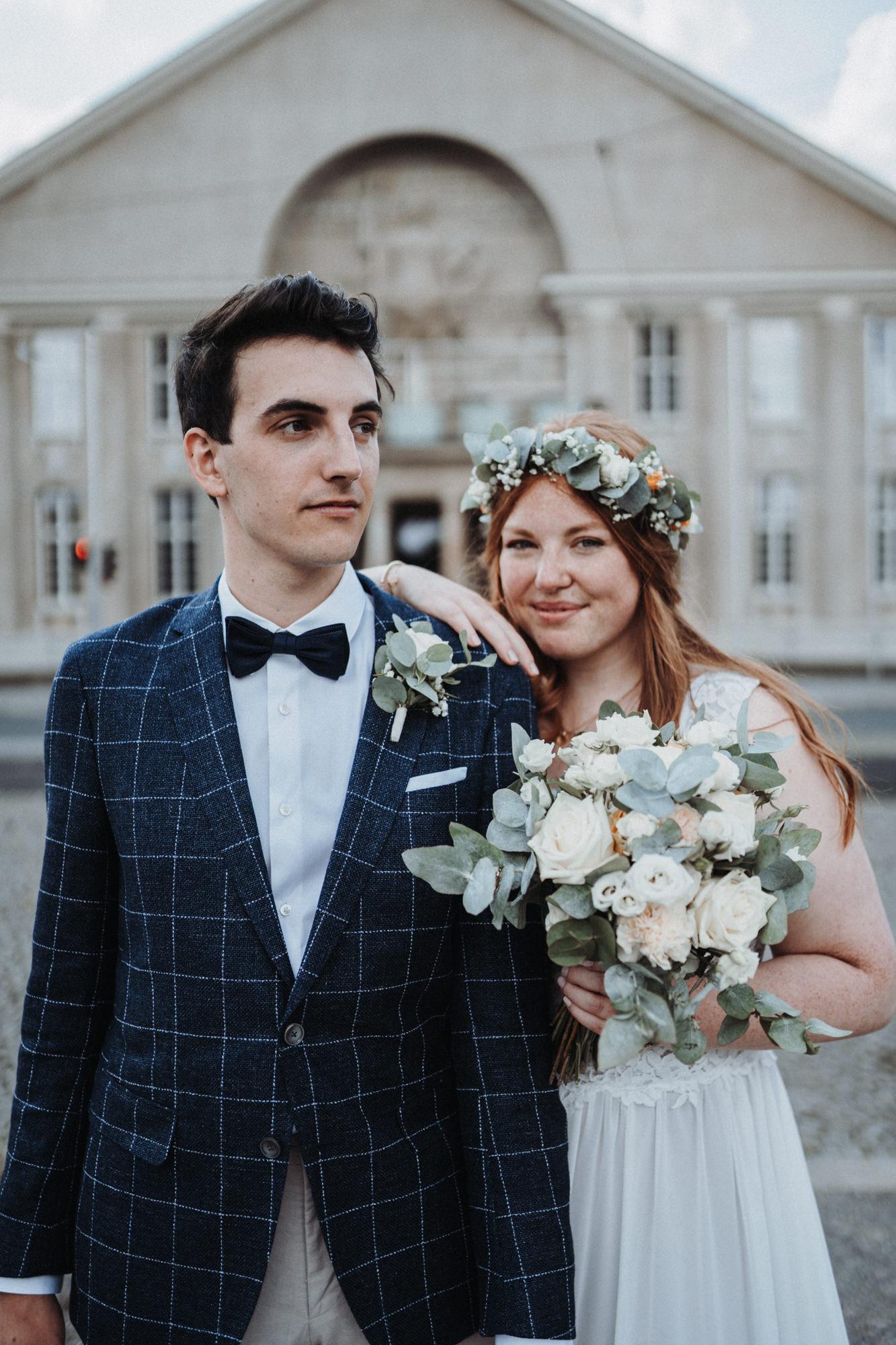 Hochzeit Brautpaar Hannover