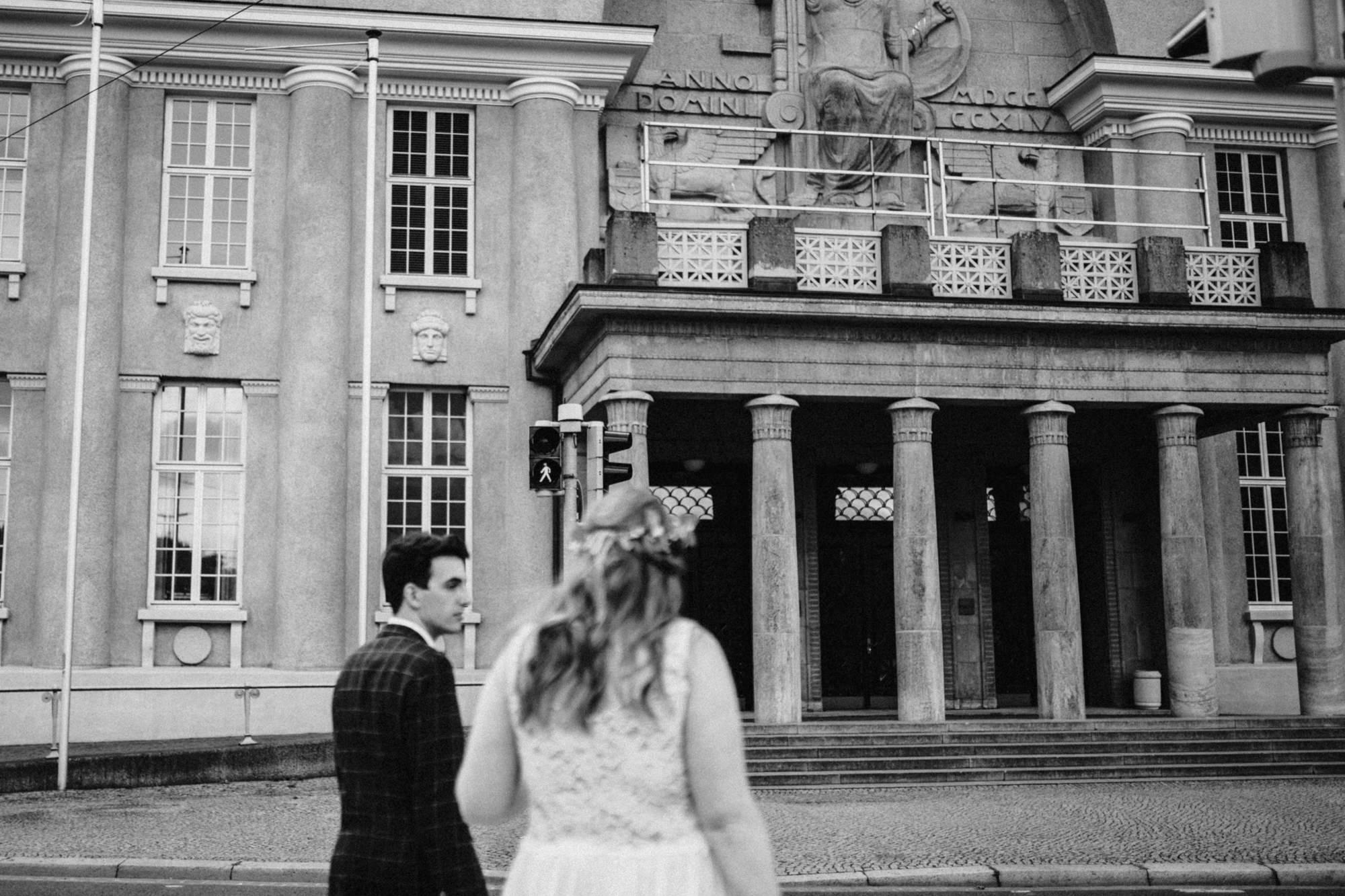 Brautpaar Kuppelsaal Hannover