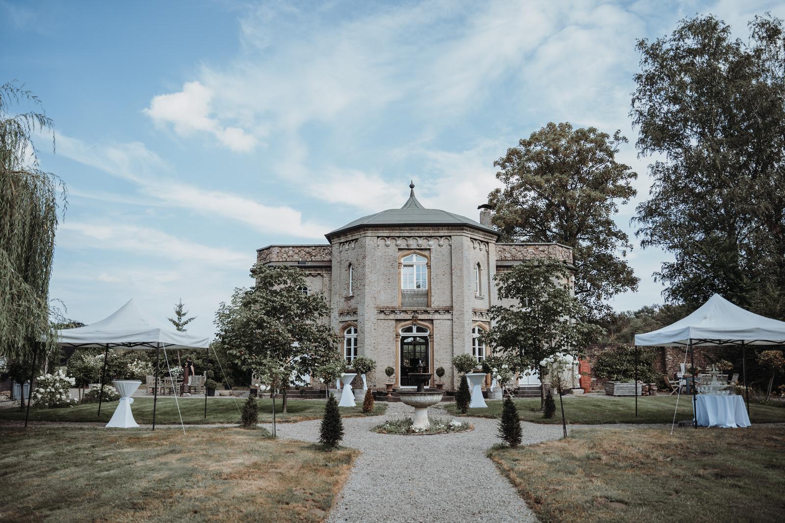 Maurischer Pavillon Rheurdt