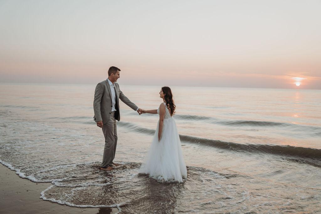 Fotoshooting Holland am Meer