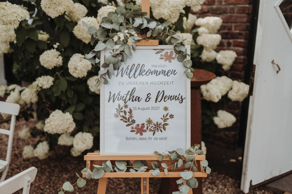 Neimeshof Kempen Hochzeit