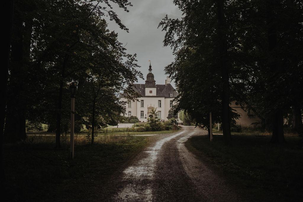 Hochzeit Schloss Gartop